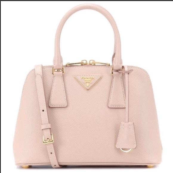 435fcd53e2ce Prada Bags | Auc Promenade Saffiado Small Top Handle | Poshmark